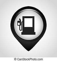 fuel design - fuel graphic design , vector illustration