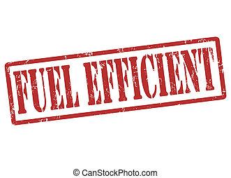 Fuel efficient stamp