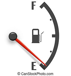 Fuel, gas, oil and all things related - Low fuel sign ...