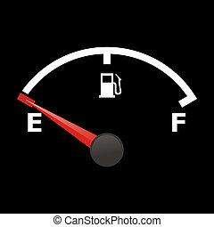 Fuel Gauge - Fuel gauge illustration