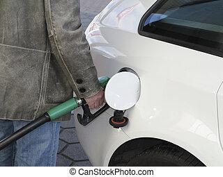 Fuel intake