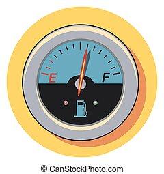 fuel level.eps