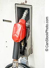 Fuel pump dispensers