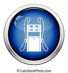 Fuel station icon