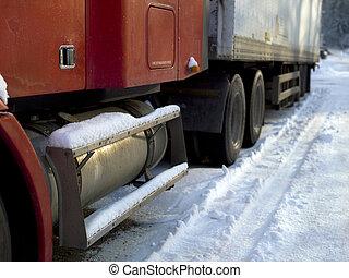 Fuel Tank Of Truck