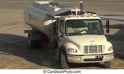Fuel Trucks, Gasoline, Jet Fuel, Diesel