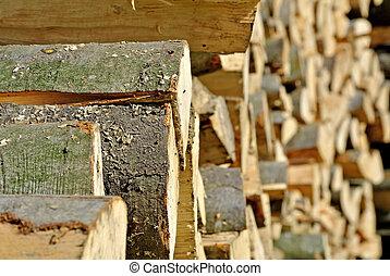 fuel-wood