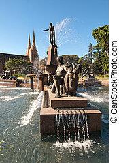 fuente, archibald, sydney