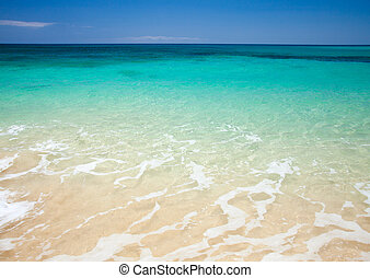 Fuerteventura, Burro Beach