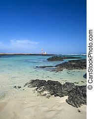 Fuerteventura, Faro de Toston - Fuerteventura, Canary ...