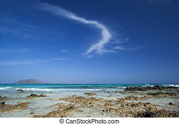 Fuerteventura Flag beach