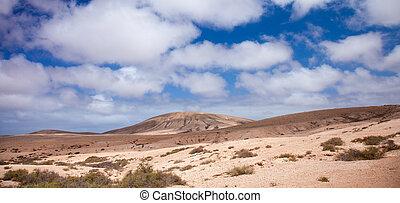 fuerteventura, norte