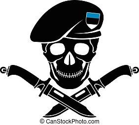 fuerzas especiales, estonia, señal