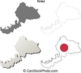 Stock Illustrations Of Blank Japan Map Blank Japan Regional Map - Japan map blank outline
