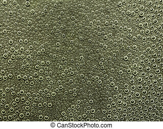 air bubbles - full frame abstract underwater background with...