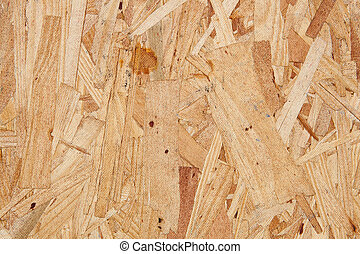 Full Frame Close-Up Press or Particle Board