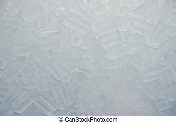Full frame ice background