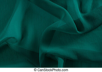 Full frame of textile - Full frame of cotton textile