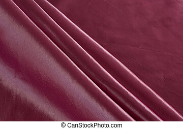 Full frame of textile - Full frame of satin textile