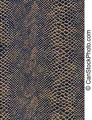 reptile skin surface - full frame scaled abstract brown...