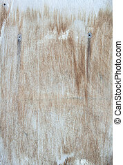 Full Frame Water Stained and Weathered Wood Board