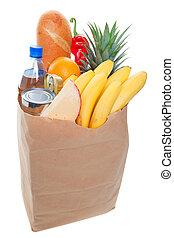 Full Grocery bag