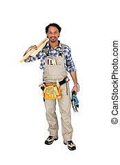 Full length carpenter