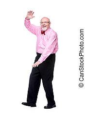 full length grandpa