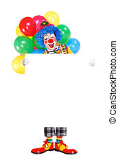 Full length portrait of a birthday