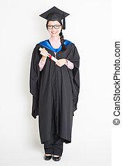Full length University student
