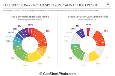 Full Spectrum vs Broad Spectrum Cannabinoid Profile ...