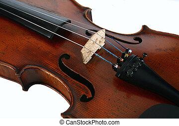 Full violin