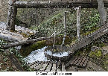 Fulling mill or tepavitza