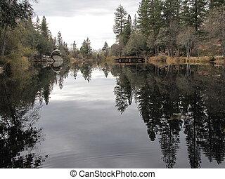 fulmor, 2, 湖