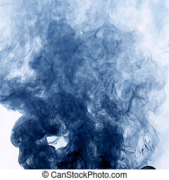 fumaça, fundo