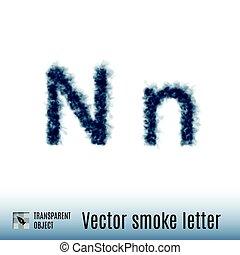 fumaça, letra