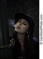 fumar, adolescente