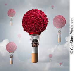 fumar, cáncer
