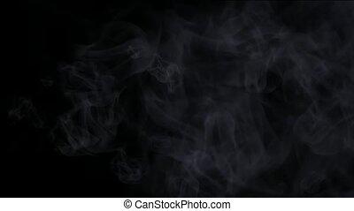 fume., dohányzik, &