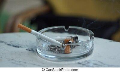 fumer, 003, cigarette