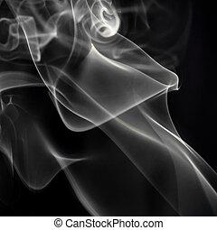 fumo, black.