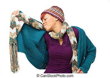 Fun African Woman