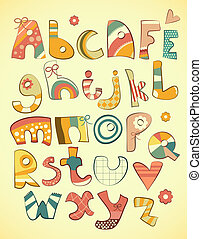 Fun alphabet