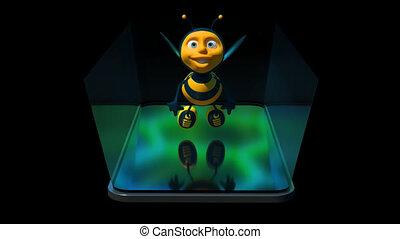 Fun bee - 3D Animation