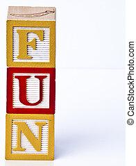 Fun blocks
