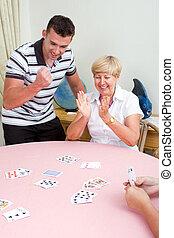 fun card game