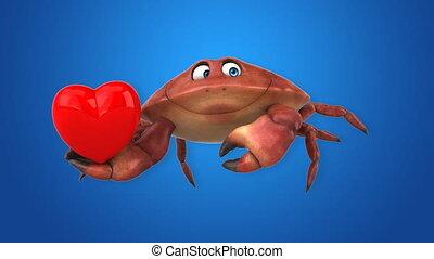 Fun crab - 3D Animation