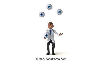 Fun doctor - 3D Animation