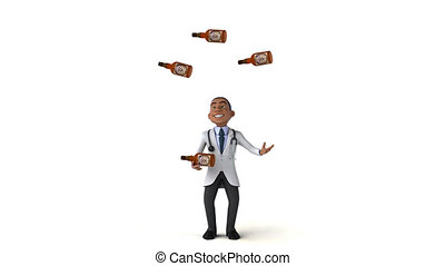 Fun doctor - 3D Animation