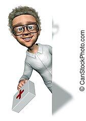 Fun Doctor Man - Promo Show - Cartoon 3D Charater